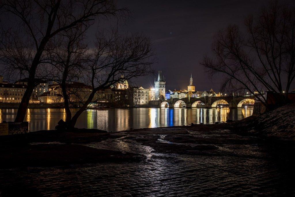 Praha - velkoformátové fotografie 2019